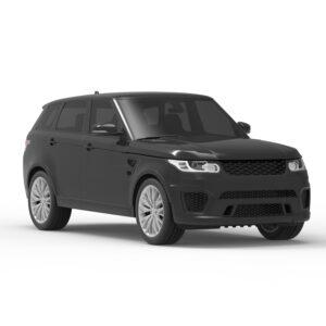 Range Rover 3d free rendercar
