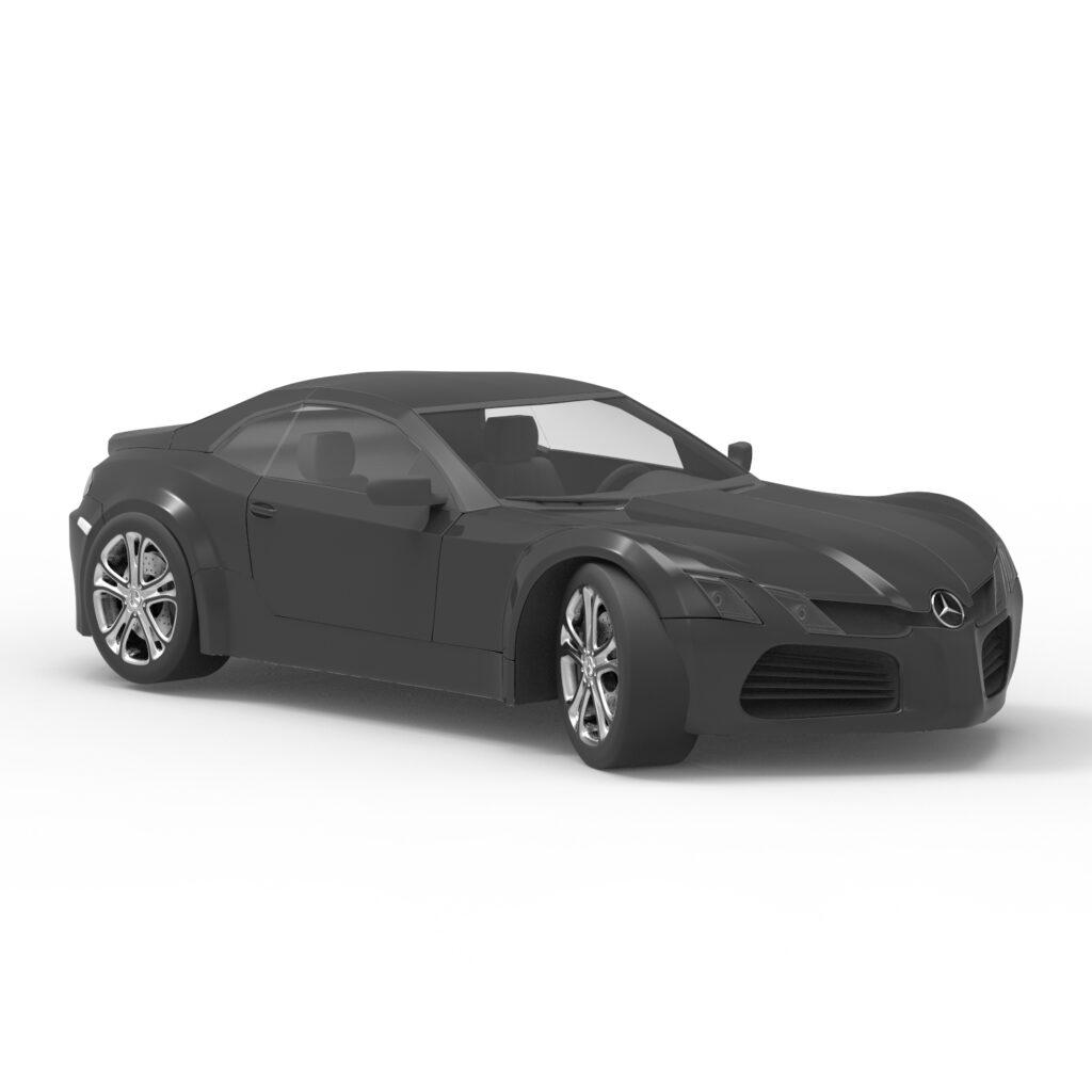 Mercedes-Benz 3d