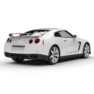 Nissan GT-R renday