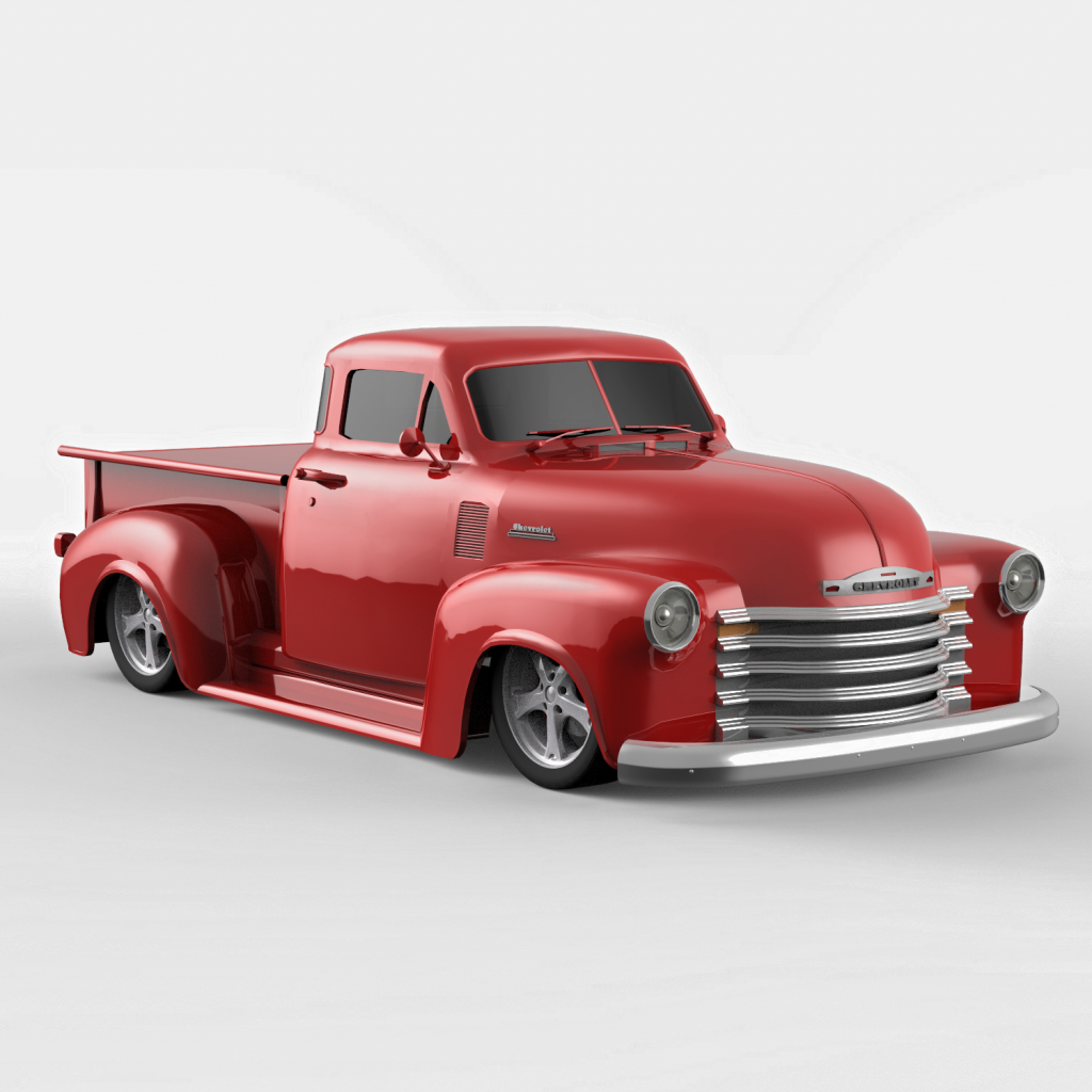 CHEVROLET HOT ROD PICK UP
