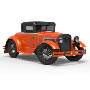 3D model Ford Model X