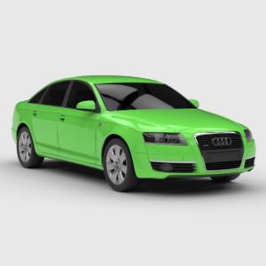 Audi A6 скачать 3d