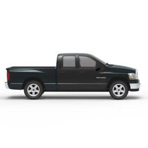 Dodge Ram Rendercar