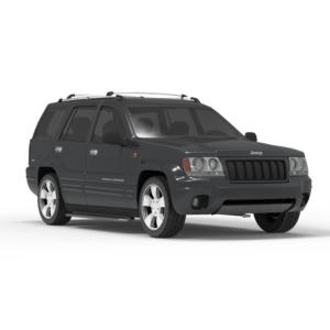 Jeep Grand Cherokee rendercar