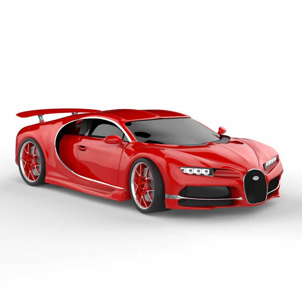 bugatti 3D скачать