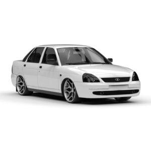 LADA Priora (Лада Приора) 3Д модель