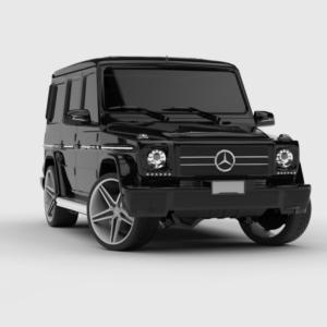 Mercedes AMG G63 rendercar
