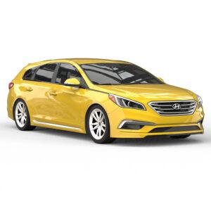 Hyundai LF Sonata Wagon rendercar