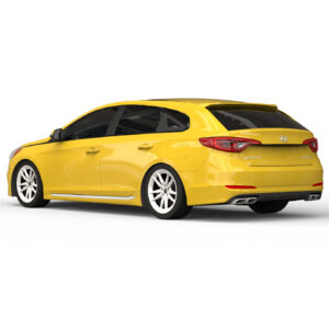 rendercar Hyundai LF Sonata Wagon