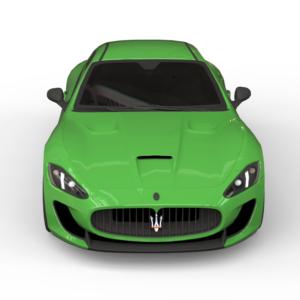 Maserati Granturismo 3D