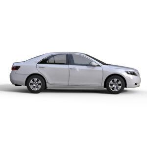 Rendercar Toyota Camry 3D model