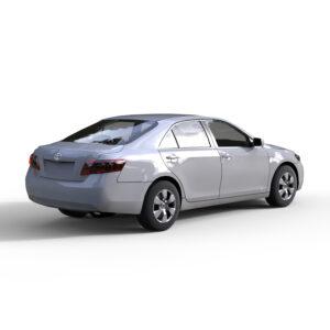 Toyota Camry 3D model Rendercar
