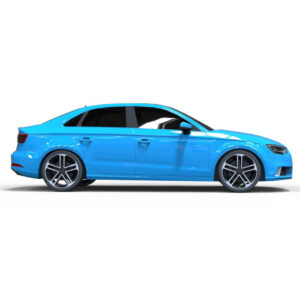 Audi A3 Sedan rendercar