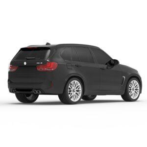 BMW X5 3D rendercar