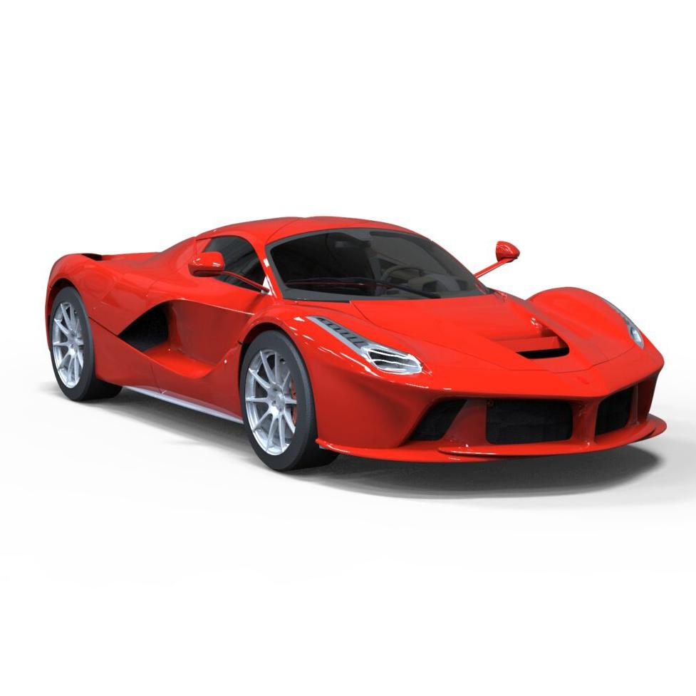Ferrari С 963CV Rendercar