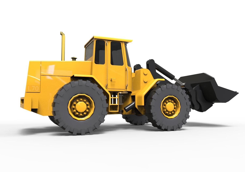 Volvo BM Loader 3D