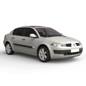 Renault Megane 3D модель