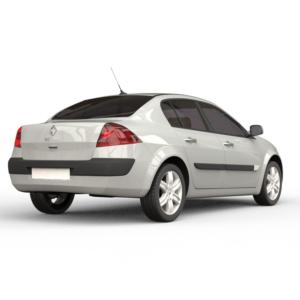Renault Megane 3D модель rendercar