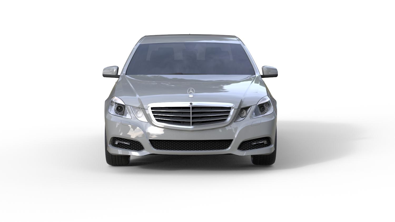 Mercedes 3D