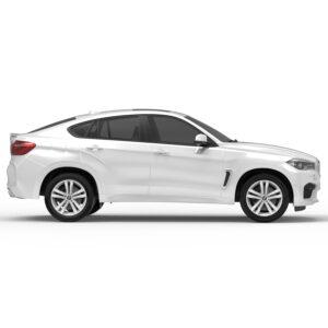 Rendercar BMW x6