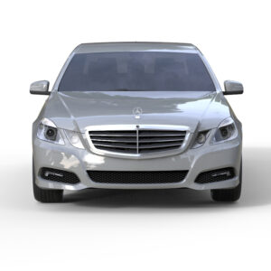 Mercedes-Benz-E250 rendercar