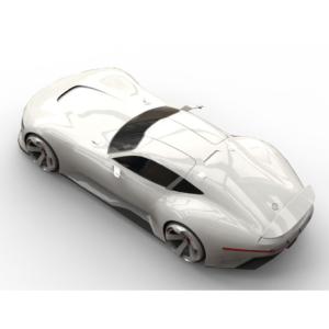 Rendercar Mercedes Benz Gran Turismo Concept