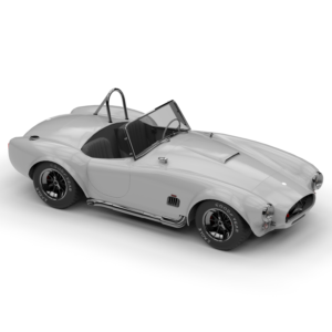 SHELBY COBRA rendercar