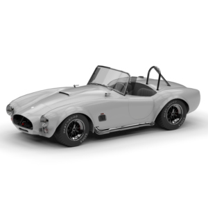 rendercar SHELBY COBRA