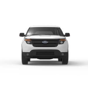 Ford Explorer 3Д модель rendercar