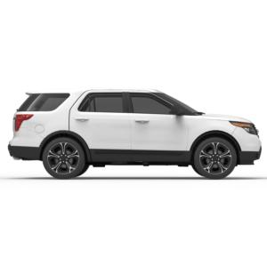 Rendercar Ford Explorer 3Д модель