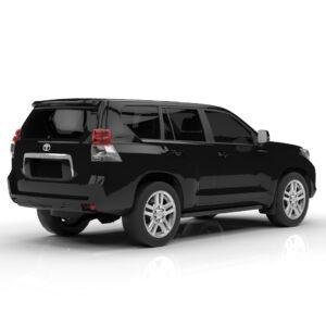 Rendercar Toyota Land Cruiser Prado