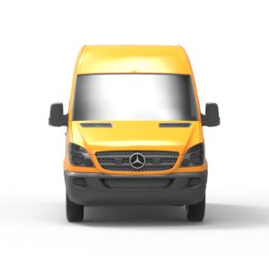 Mercedes Benz Sprinter rendercar