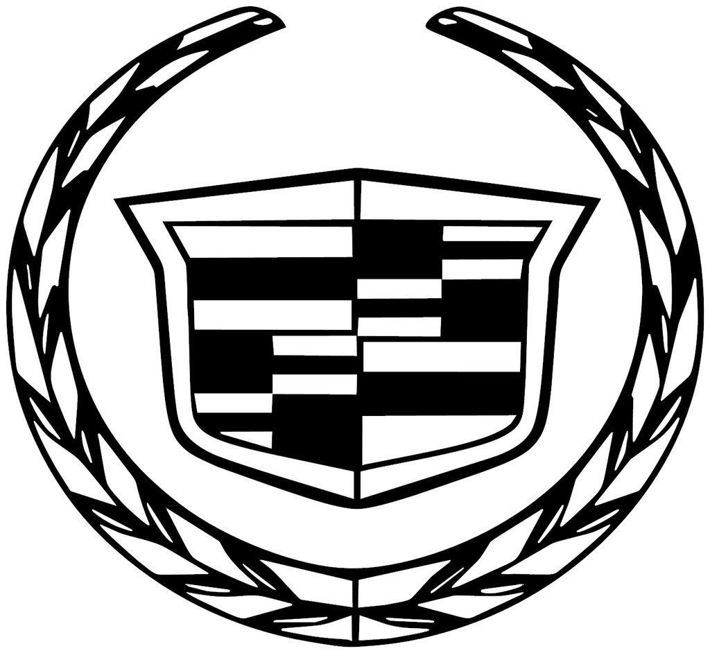 Cadillac 3d логотип