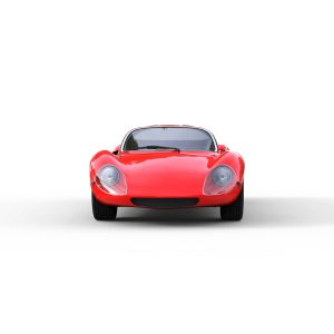 Rendercar Alfa Romeo 33 Stradale
