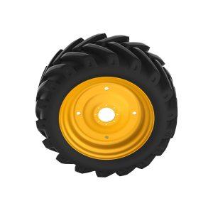 Колесо трактора 3Д скачать