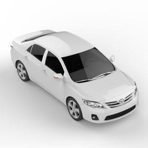 Toyota Corolla 3D model