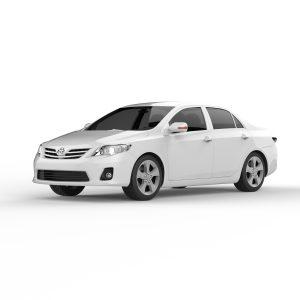 Toyota Corolla 3D