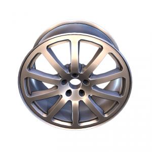 Диск автомобильный 3d