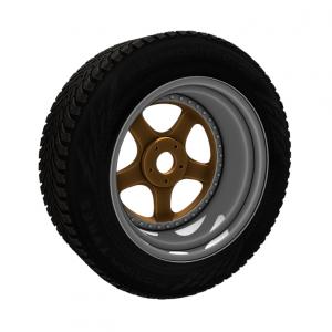 Work wheels 3d