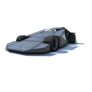 Rendercar Ramp Car: машина-рампа