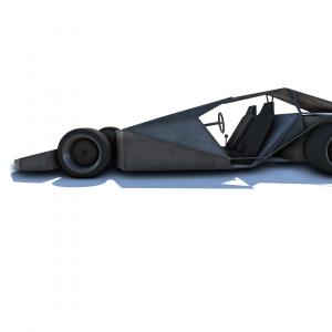 Ramp Car: машина-рампа rendercar